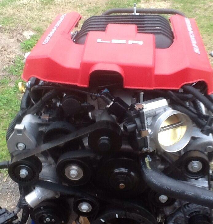 2013 Camaro ZL1 LSA Supercharged Engine LS1 LS2 LS3 LS6