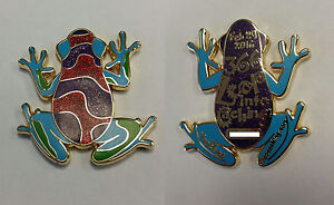 2016 Leap Day Frog Geocoin FUNKY Germany Ed. Poison Dart Frog -50 minted- - Deutschland - 2016 Leap Day Frog Geocoin FUNKY Germany Ed. Poison Dart Frog -50 minted- - Deutschland