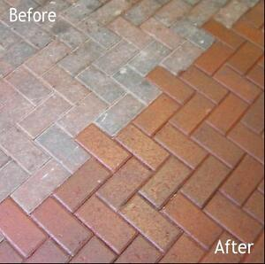 Image Result For Painting Concrete Block