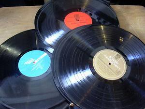 20x Vinyl 7 Singles Schallplatten F R Dekoration Kunst