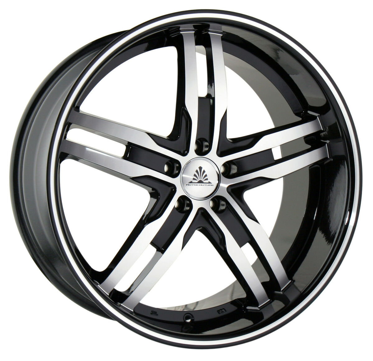 21 Auto Couture Staggered Wheels Rims BMW 6 7 Series