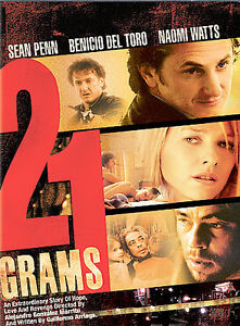 21 Grams (DVD, 2004)