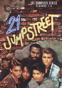 21 Jump Street: The Complete Series (DVD...