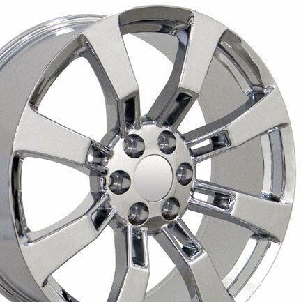 Escalade Limited Wheels Rims GM Tahoe Silverado Suburban