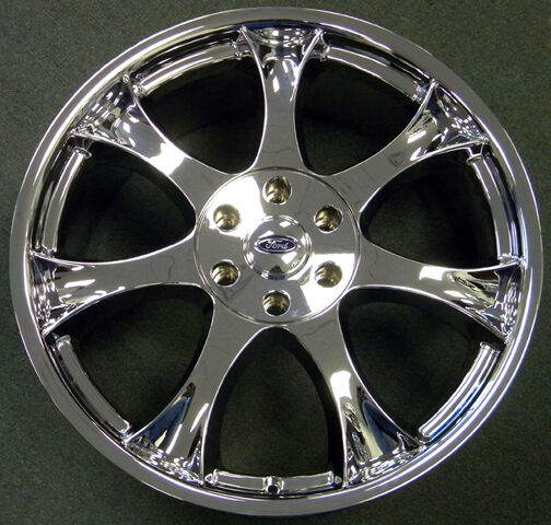 Factory Lincoln Navigator Roush Limited Wheels Rims New w Caps