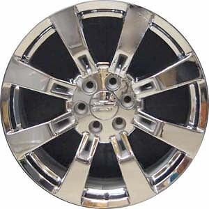 Chevy Silverado Chrome Rims