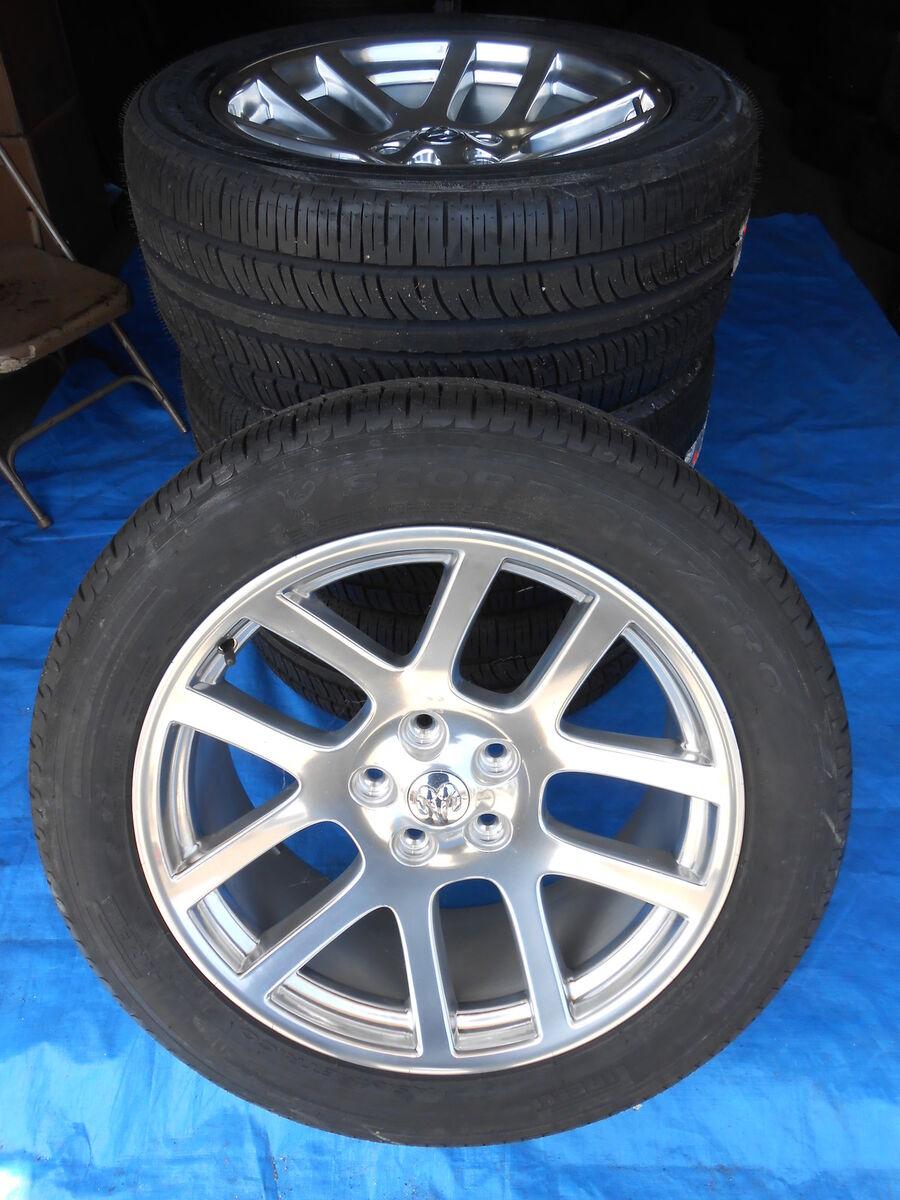 22 Dodge RAM SRT 10 Wheels Tires New