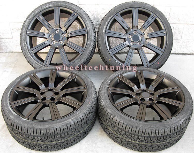 Range Rover 22 Wheels Tires