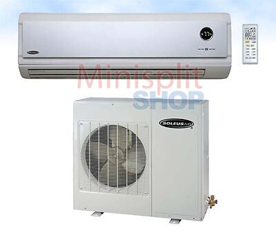 22000 Ductless Mini Split Air Conditioner A C Heat Pump Inverter Tech KFHHP 22