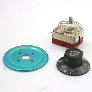 220V-16A-Mechanische-Thermostat-Dial-Temperatur-Regler-Controller-50-300