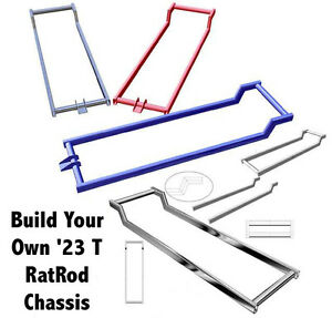 23 T Bucket Frame Plans http://www.ebay.com/itm/23-T-Bucket-Roadster-Chassis-Frame-Plans-Great-Start-for-a-Rat-Rod-Hot-Rod-/181100657338