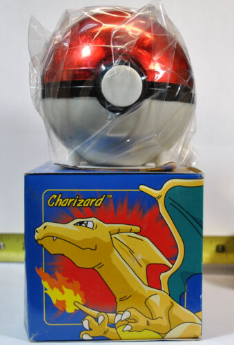 23K Gold PLATED CHARIZARD POKEMON TRADING CARD POKEBALL 1999 Burger King in Toys & Hobbies, Fast Food & Cereal Premiums, Fast Food | eBay