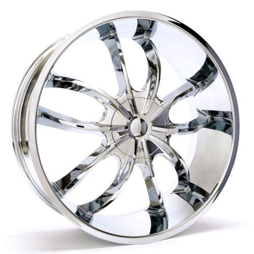 24 Inch SIK002 Rims Wheels And Tires Cutlass Impala