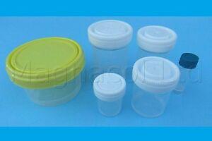 24-Labor-Probenbehaelter-gemischten-Groessen-5-20-60-90-120-250ml