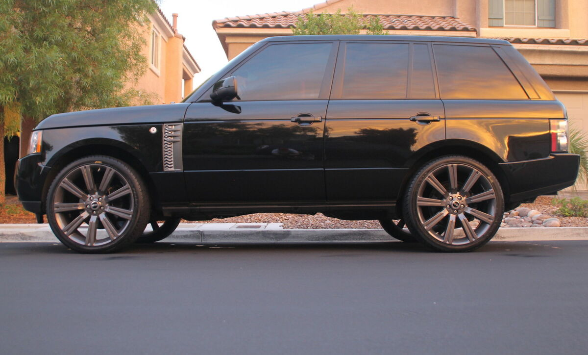 "24"" Range Rover HSE Wheels Rims Sport Brand New 22"" 2008 2005 2007"