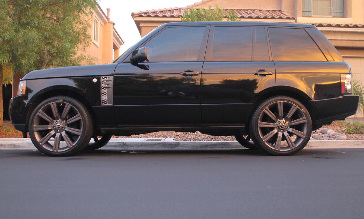 "24"" Range Rover HSE Wheels Rims Sport Brand New 22"" 2008 2005 2007"