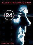 24 - Season 2 (DVD, 2003, 7-Disc Set)