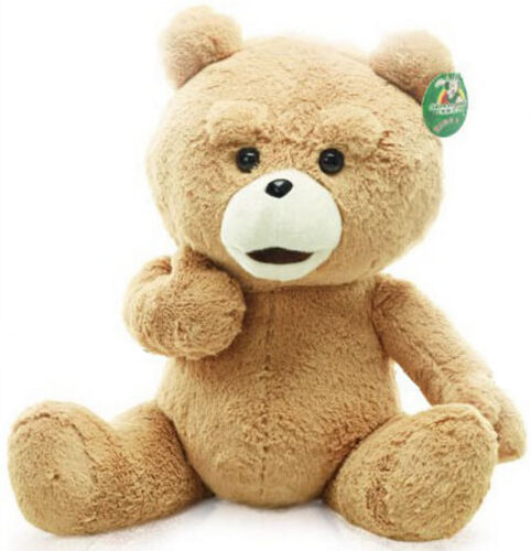 "24"" Teddy Bear Stuffed Plush The Movie Man's Ted Bear Toys / Dolls in Dolls & Bears, Bears, Other 