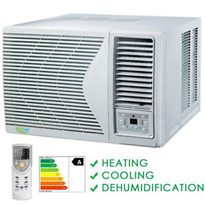 Heat Pump Window Air Conditioner With Heat Pump