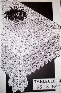 Crochet Pattern Central - Free Tablecloth Crochet Pattern