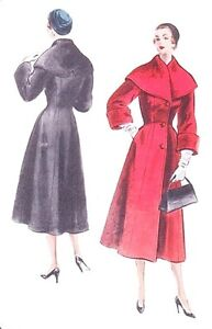 Vogue Patterns 8346 - MISSES' COAT - Sewing classes, patterns and