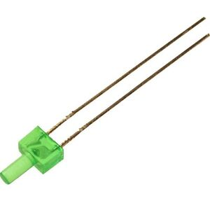 25-Leuchtdiode-LED-L-13GD-2mm-FLAT-TOP-LEDs-10mA-Kingbright-L-13-GD-gruen-065284