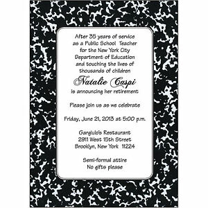 Retirement invitations for teachers futureclimfo retirement invitations for teachers as good invitation example stopboris Gallery