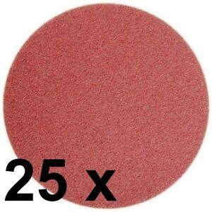 25-x-KLETT-SCHLEIFSCHEIBEN-Langhalsschleifer-Deckenschleifer-225mm-K-24-240