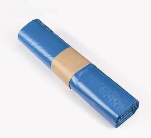250 m llbeutel m lls cke m llsack blau 70 liter typ 60 ebay. Black Bedroom Furniture Sets. Home Design Ideas