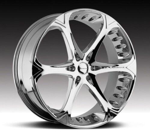 "26"" inch Giovanna Dalar Wheels Cadillac Escalade"