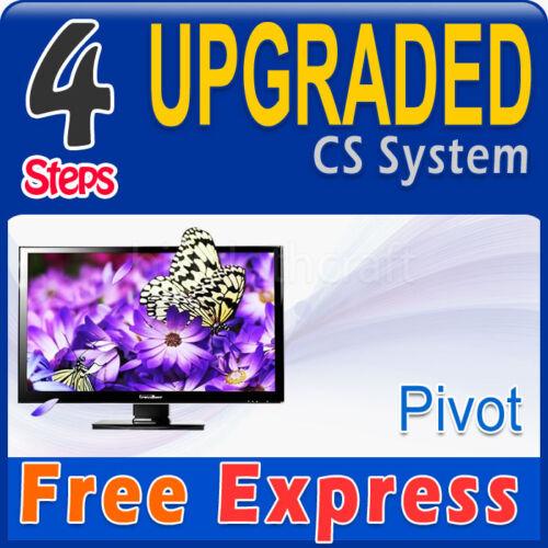 "27"" New Crossover 27Q LED-P Pivot 2560x1440 WQHD Quad HD Monitor in Computers/Tablets & Networking, Monitors, Projectors & Accs, Monitors | eBay"