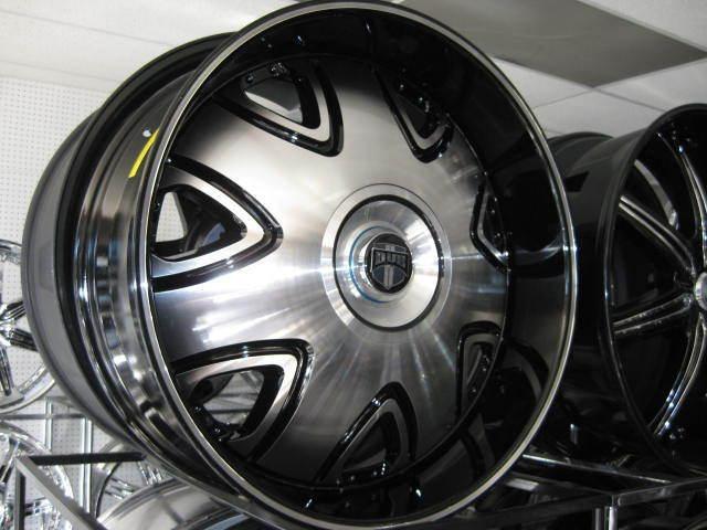 28 Dub Bandito Wheels Tires Lexani Escalade Tahoe Forgiato asanti