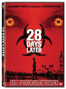 28 Days Later (DVD, 2003, Pan & Scan)