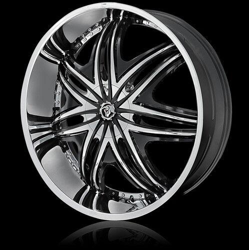 Wheels Chrome Morpheus Rims Tire Escalade Navigator H2 GMC 22 24 26