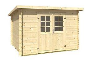 28-mm-Gartenhaus-Nyon-1-Geraetehaus-Holzhaus-320x220-cm-incl-Holz-Fussboden