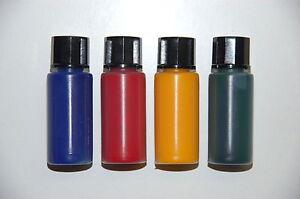 29-90-100ml-Gluehlampenfarbe-in-verschiedenen-Farben-10-ml-NEU