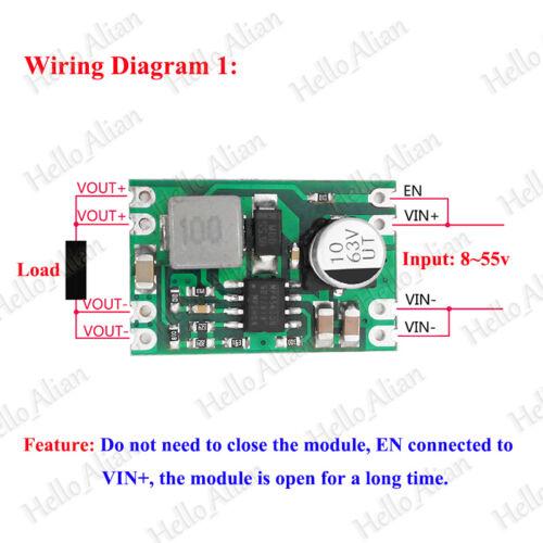 48v To 12v Converter Wiring Diagram