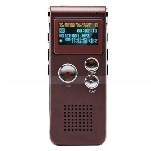 2GB 540hr Digital Audio Voice Recorder Pen Dictaphone  Player