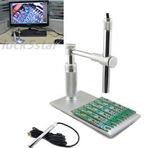 2mp hd usb digital mikroskop endoskop microscope magnifier. Black Bedroom Furniture Sets. Home Design Ideas