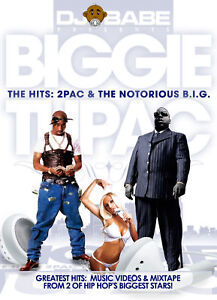 2Pac & The Notorious BIG Music Video DVD/CD Mixtape in Music, Other Formats | eBay