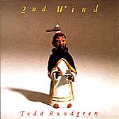 2nd Wind by Todd Rundgren (CD, Jan-1991,...