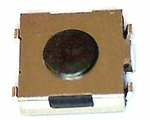 2x-Mikro-Eingabetaster-12VDC-50mA-6-2x6-4x2-5mm-SMD-Taster-z-B-fuer-Handsender