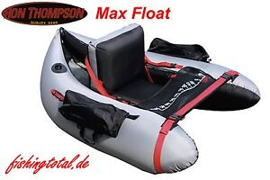 2x-RON-THOMPSON-Max-Float-BELLY-BOAT-Boot-NEU-OVP