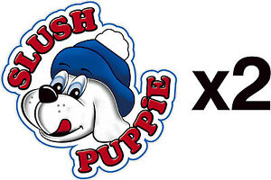 2x-Slush-Puppie-Puppy-stickers-for-catering-ice-cream-van-trailer