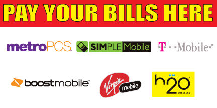 2'x4' Pay Your Bills Here Vinyl Banner - High Quality - Metropcs simple t-mobile in Business & Industrial, Retail & Services, Business Signs   eBay