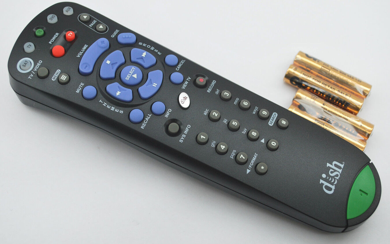 how to connect a bell remote to the tv