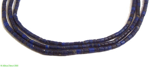 3 Afghanistan Lapis Lazuli Tiny Beads Strands in Collectibles, Beads, 1800-1950 | eBay