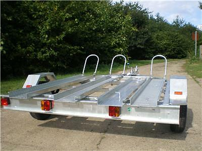 3 Motorcycle Trailer