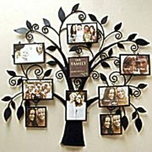 Home Decorating on Family Tree Home Decor Wall Stickers Black   Ebay