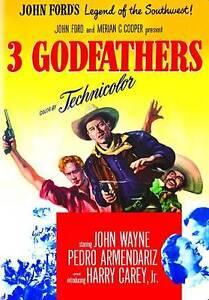 3 Godfathers (DVD, Canadian)